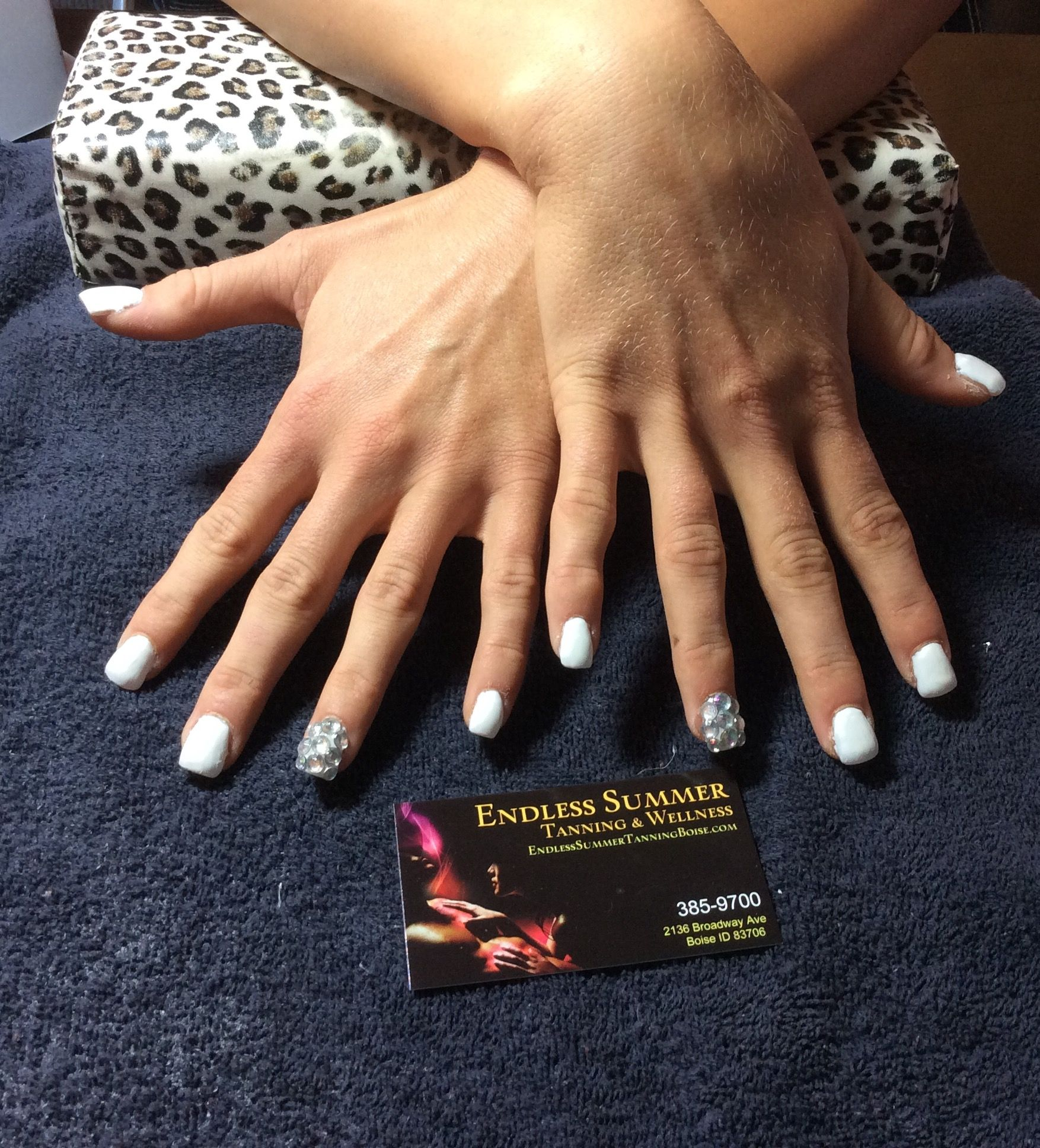 In August Get A Full Set Of Acrylic Gel Nails For Only 27 95 Plus