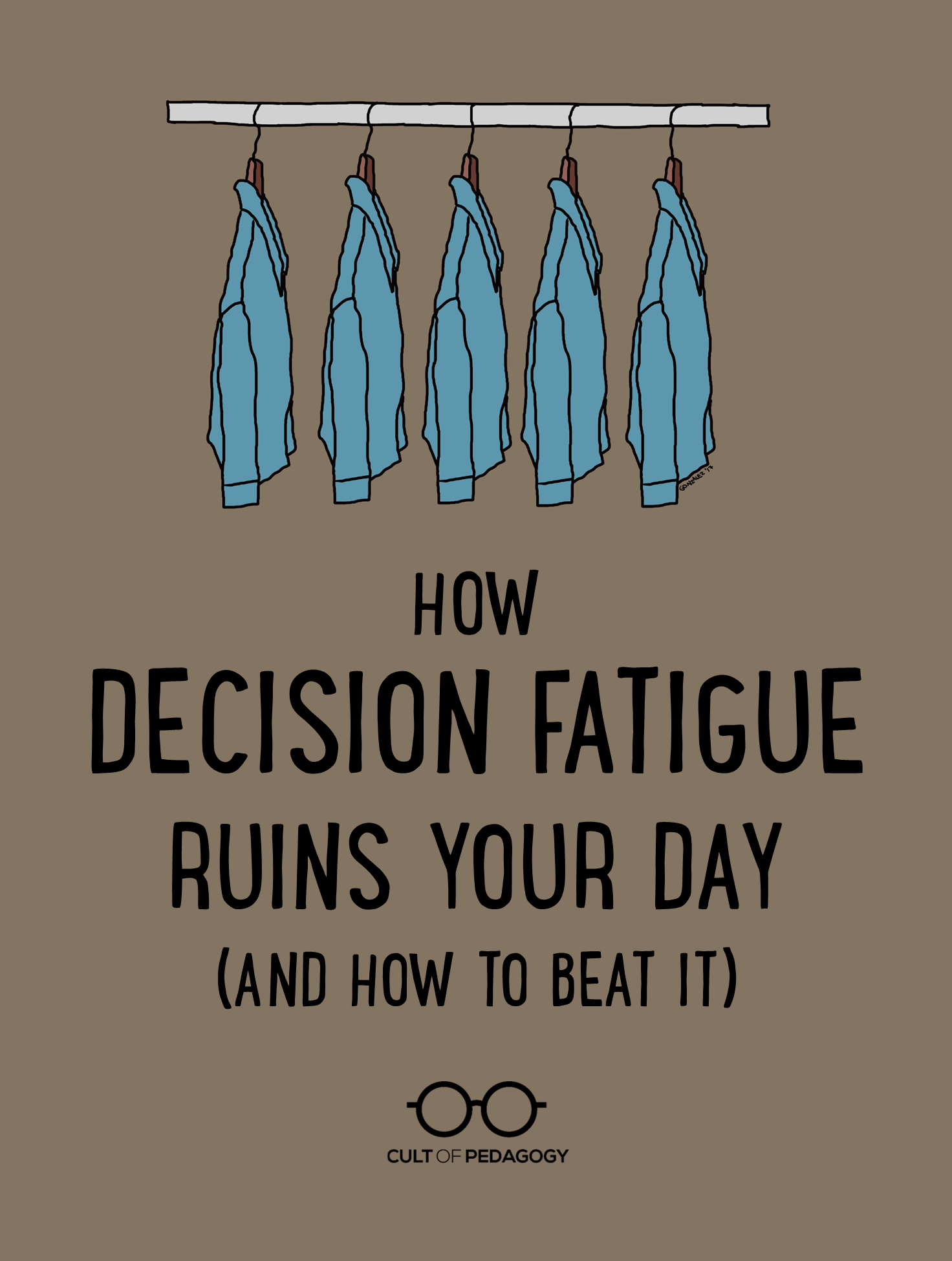 How Decision Fatigue Ruins Your Day (and How to Beat It