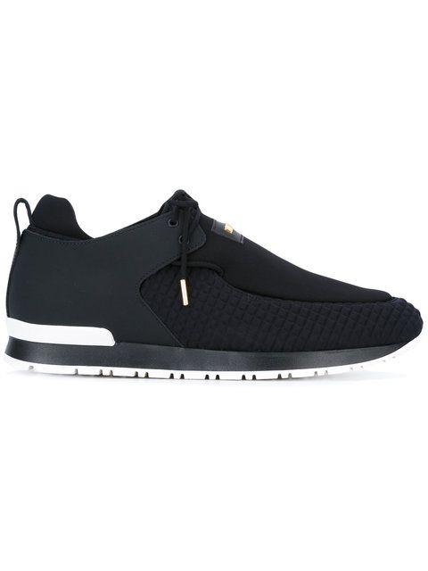 promo code ad22e 8c01c Shop Balmain Doda sneakers. Shop Balmain Doda sneakers. Black Leather  Sneakers, Leather Shoes, Sneaker ...