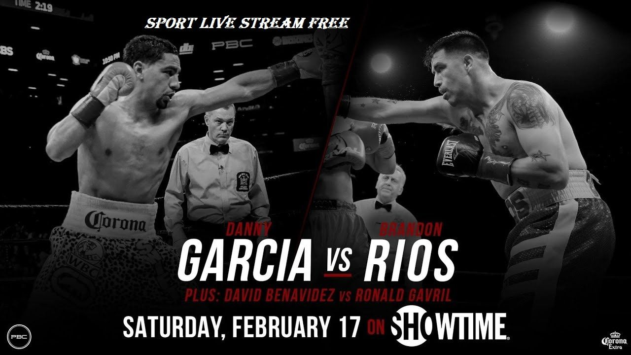 Tonight At 10 00 Eastern Time On Commencement We Have A Tendency To Closed The Massive Boxing Weekday And A Live Broadcast With A Tr Danny Garcia Benavidez Rio