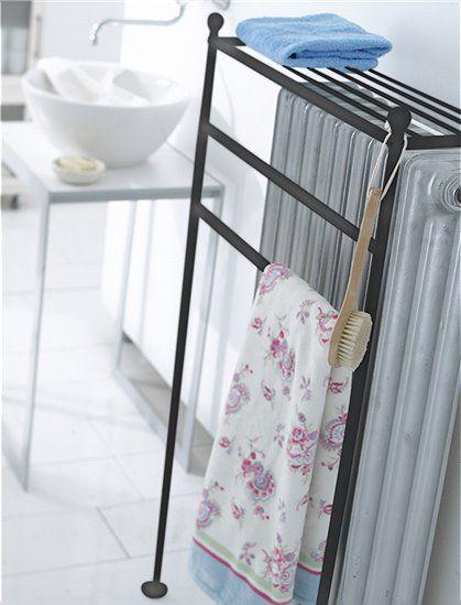 Handtuchhalter Heizka Rper Handtuchhalter Halte Durch Kleines
