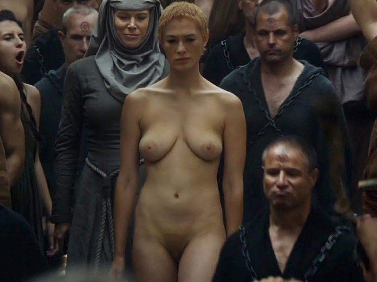 Lena Headey Topless 72