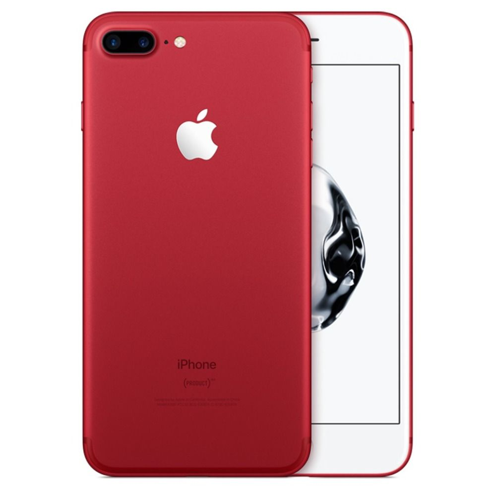 Apple Iphone 7 Plus 128gb Product Red Special Edition Usa Model Warranty New