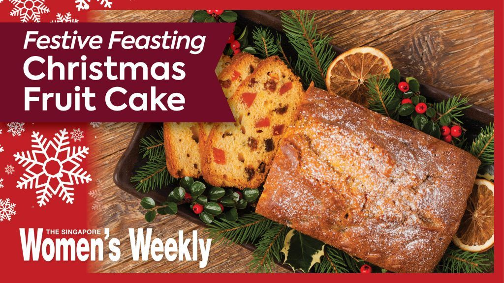 Love Classic Brandy Soaked Fruit Cake Learn How To Make Your Own With This Easy Recipe Perfect For Gifting Or Serving Get The Full Food Recipes Cake Recipes Asian Recipes