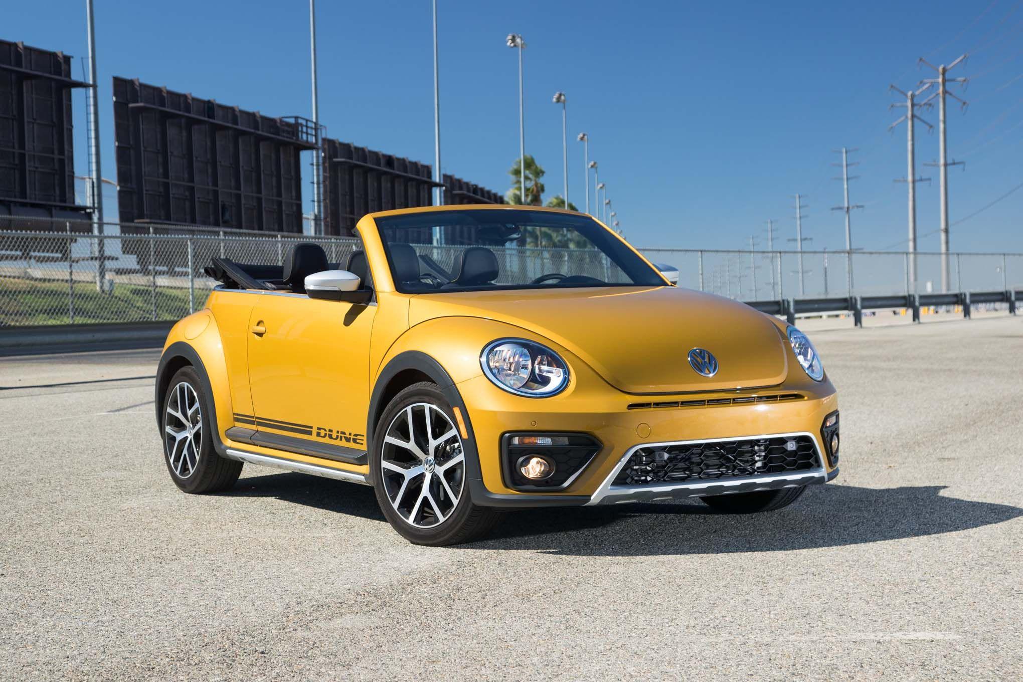 Volkswagen Beetle VW Pinterest