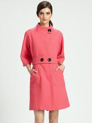 Milly Irena Cepe Coat