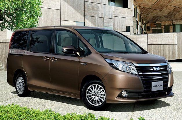 Toyota launches new Noah minivan in Japan. http://aol.it/LFNPW4