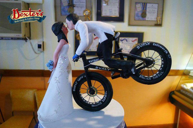 Bicycle Themed Wedding