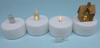 Lighting Idea - Karin Corbin Miniatures