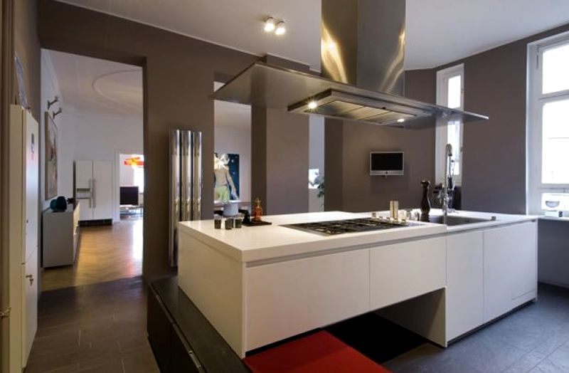 Apartment Berlin Wilmersdorf // Germany   Contemporary   Kitchen   Other  Metro   BERLINRODEO Interior Concepts