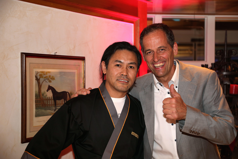 Nigma Sherpa & Christof Platte ....a dream comes true !