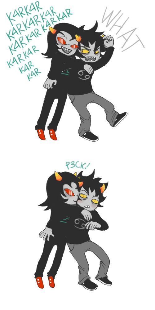 K4rk4rk4rk4rk4r By K Do2 On Deviantart Homestuck Anime Fan Art