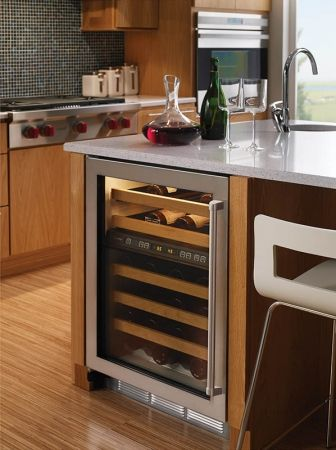 Sub-Zero and Wolf wine cooler - $3,665