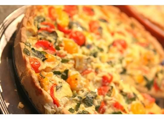tomato basil quiche  yummy breakfast breakfast brunch delicious breakfast recipes