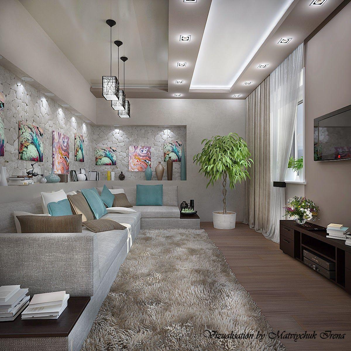Innenarchitektur für wohnzimmer für kleines haus Интерьер  wohnzimmeresszimmer  pinterest  wohnzimmer und esszimmer