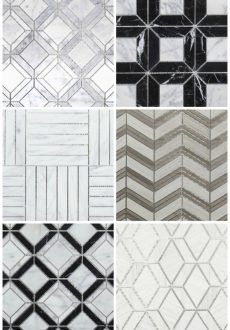 Gorgeous New Mosaic Tile Tips For My Fellow Plant Killers A Weekend Sale Sooo Many Thanks To You Home Depot Bathroom Tile Jeff Lewis Design Mosaic Tiles