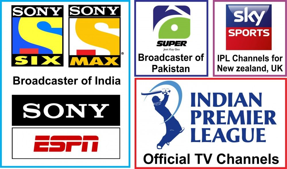 Ipl T20 2016 Live Streaming On Sonyliv Com Vivo Ipl 9 Live Telecast On Sony Six Tv Channel Ipl Live Live Cricket Live Cricket Tv