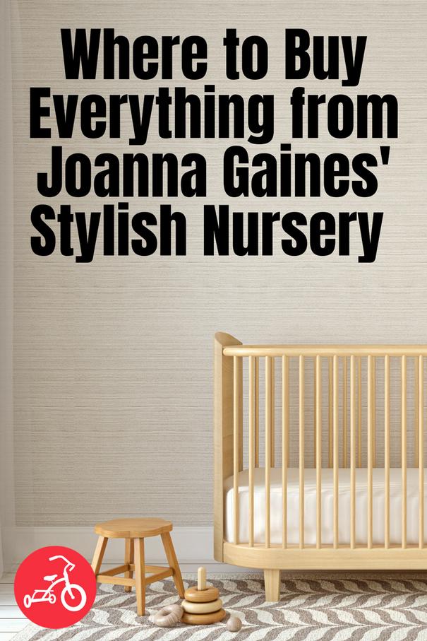 Everything Designish Baby Boy S Nursery: Where To Buy Everything From Joanna Gaines' Stylish