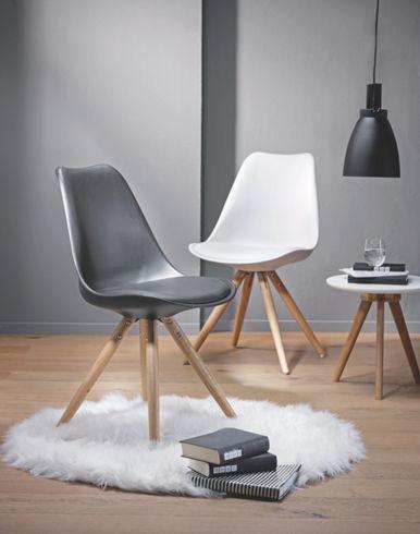 Stuhl Schwarz Eiche bei mömax günstig online bestellen Home
