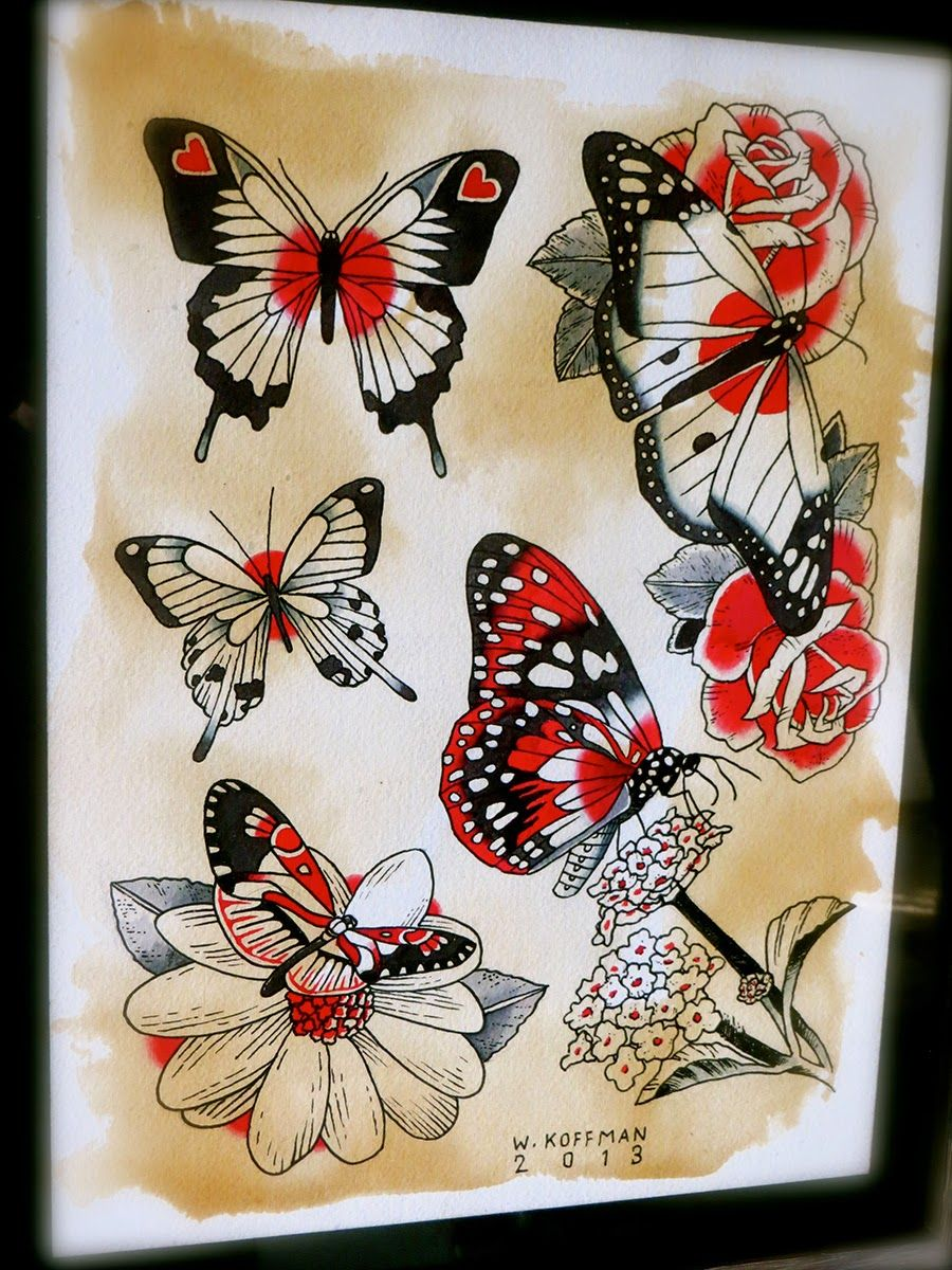 _Tattoo_artists_butterfly_black_and_red_american