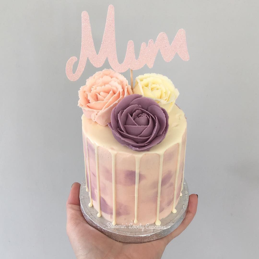 mini pastelitos para el 10 de mayo