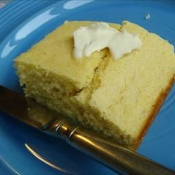 My Favorite Golden Cornbread Recipe Sweet Cornbread Quaker Cornbread Recipe Cornbread