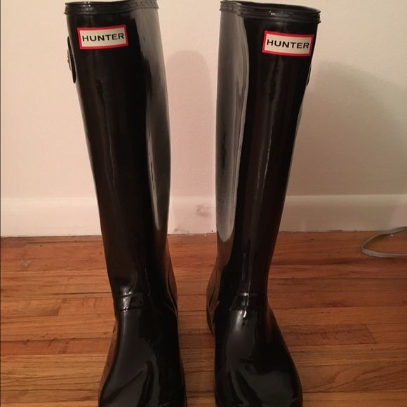 BRAND NEW Hunter Boots Brand new hunter boots that have never been worn. Place an offer :) Hunter Boots Shoes Winter & Rain Boots