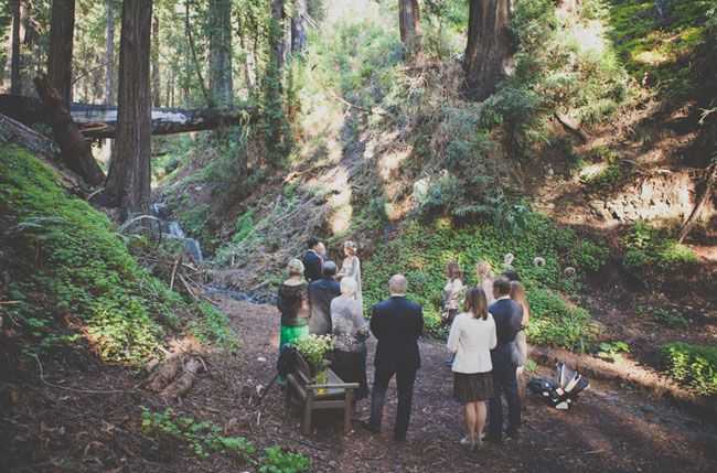 Charming Big Sur Elopement: Katherine + Brent
