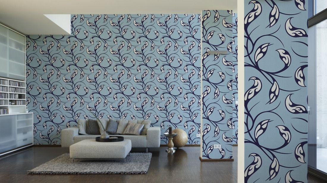 Lars Contzen Tapete 955251; simuliert auf der Wand | tapeten ...