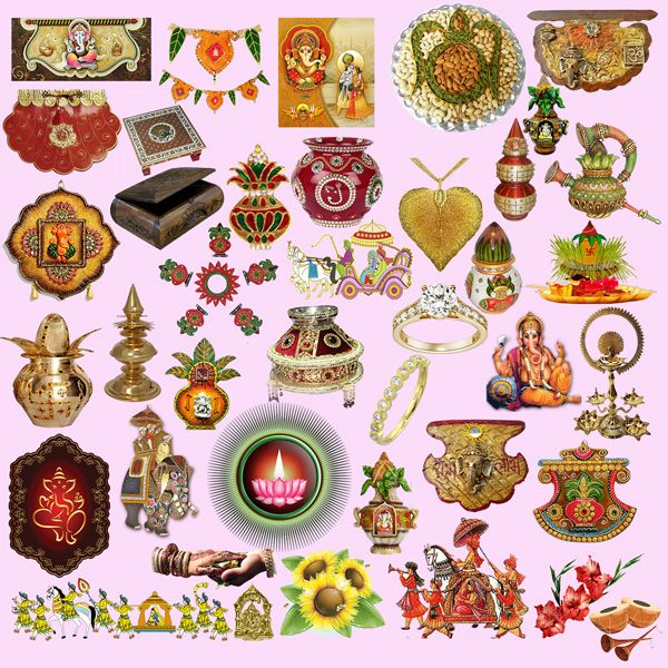 Indian Wedding Clipart Psd Free Download Clipart Station Download