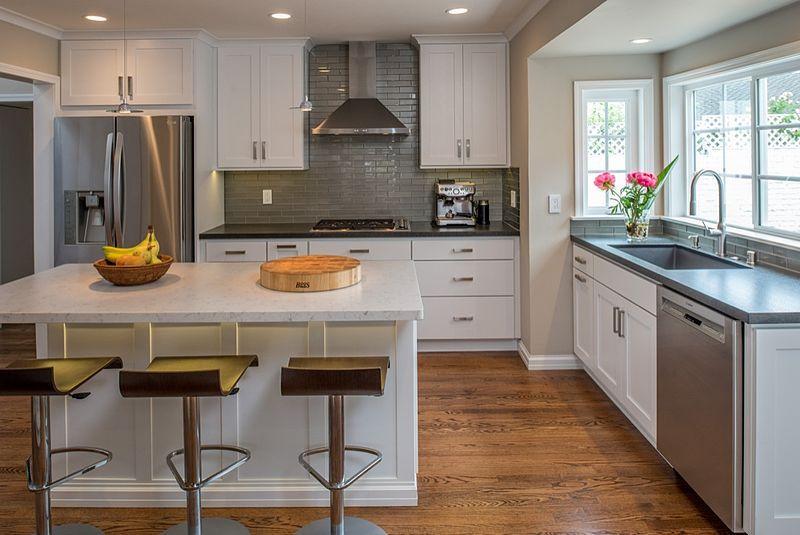 3 Types De Travaux Qui Rapportent Gros Kitchen Renovation Cost Average Kitchen Remodel Cost Kitchen Remodel Design