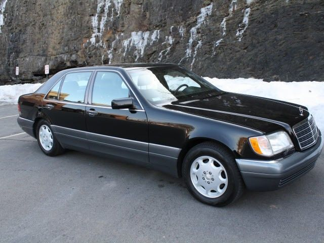 1996 Mercedes S Class Is Timeless Still Looks Elegant And Elite