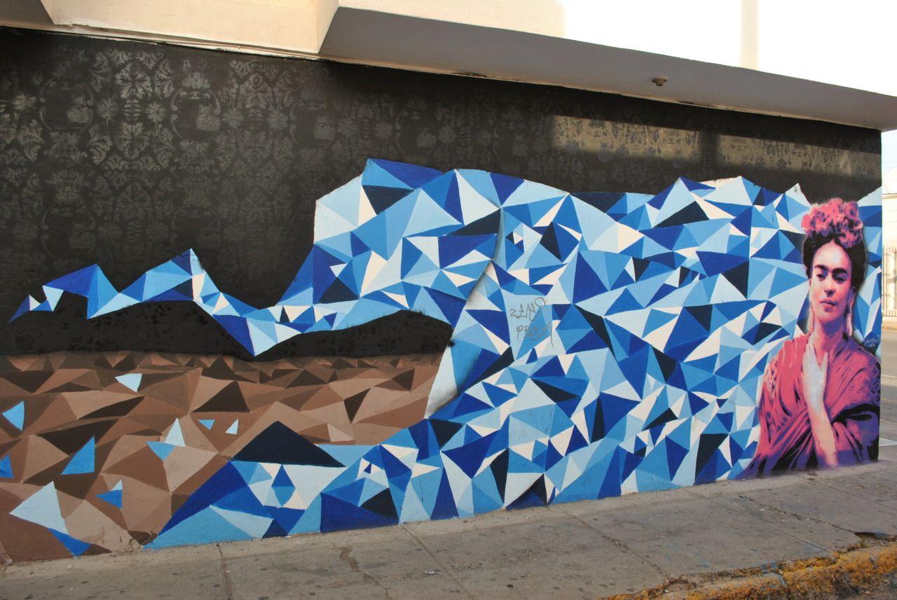 Frida @Patricia K. Damron, Mexico  Por: Mixtli.Teotl  submission from jarekrishna