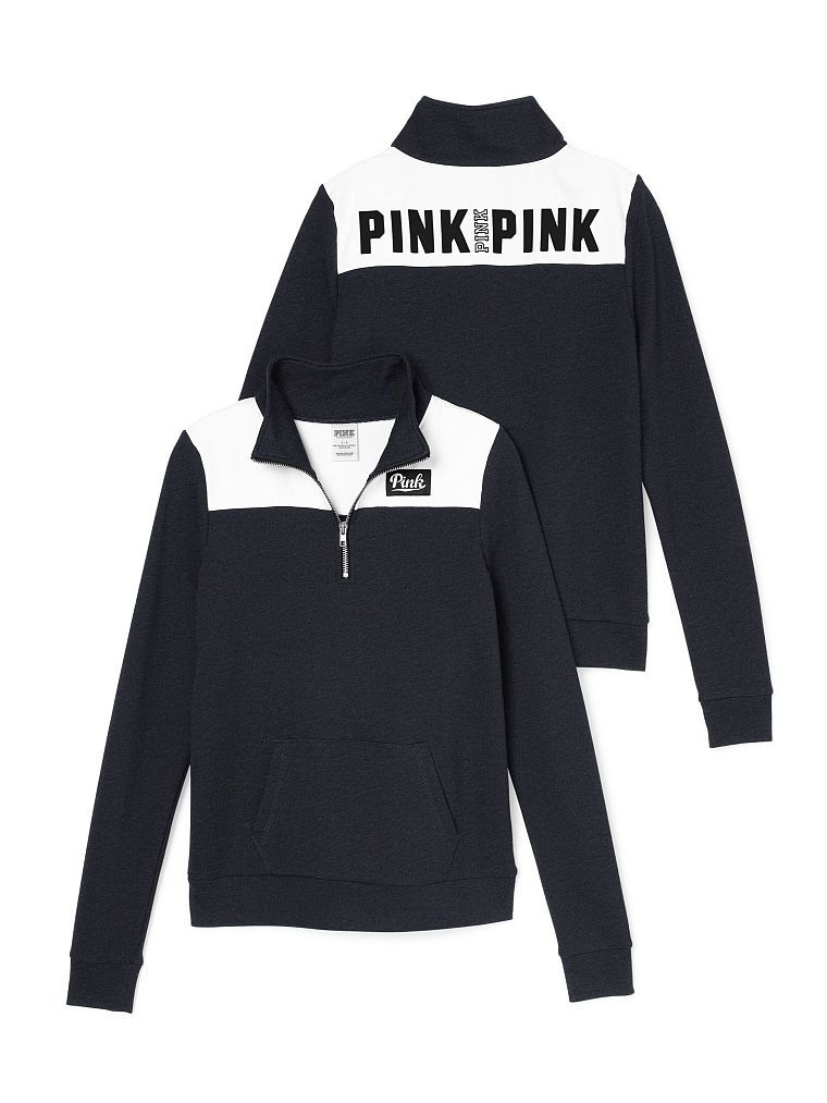Perfect Quarter-Zip - PINK - Victoria's Secret | VS pink ...