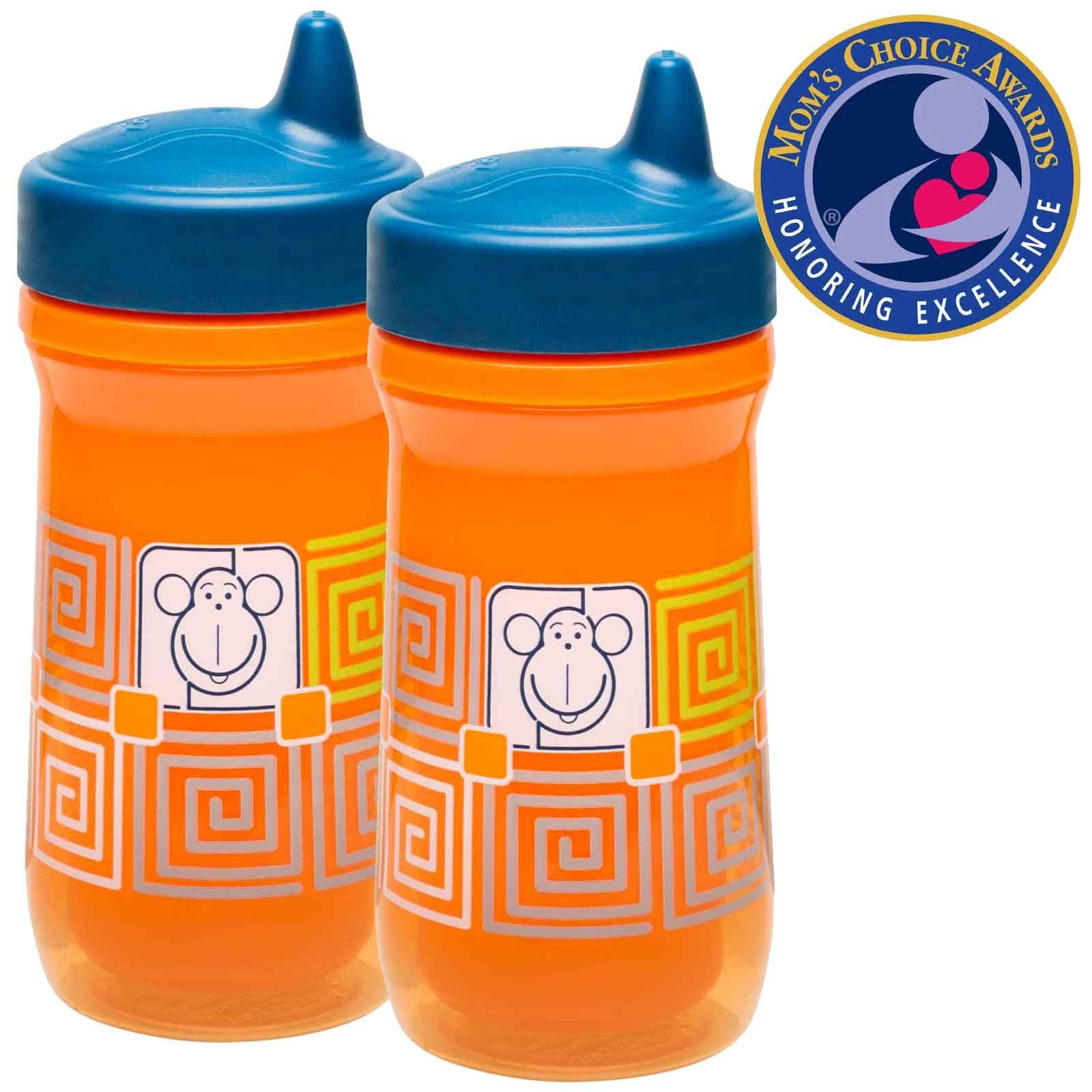 Monkey Sippy Cup 2 Pack For Toddlers By Zak Sippy Cup Sippy Moms Choice Awards