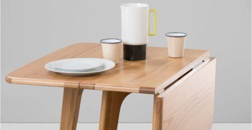 Notre Selection De Meubles Gain De Place Pour Optimiser Votre Interieur Table Gain De Place Mobilier De Salon Table A Rabat