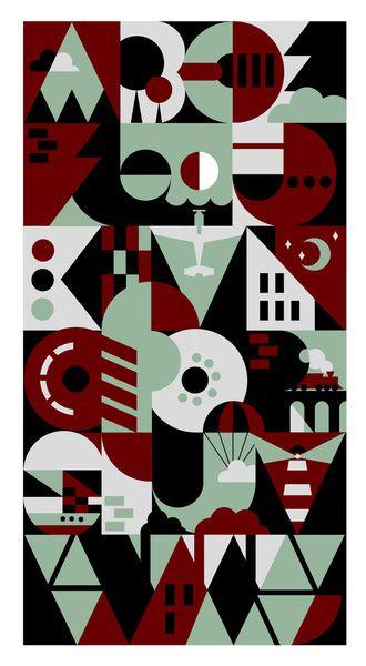 Alphabet by koivoart on Flickr. via by9tumblr.com #typography