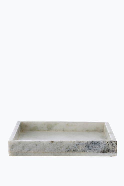 Ellos Home Neliskulmainen marmorivati