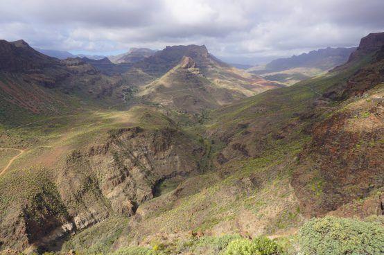 Arteara valley