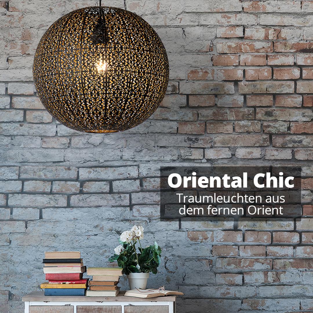 Entdeckt den Orient Style  Orientalische lampen, Marokkanische