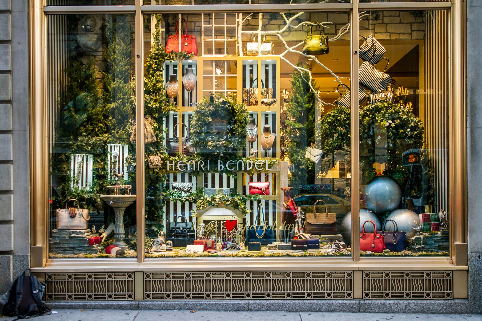 Window Decorations For Christmas In Nyc | Decoration For Home
