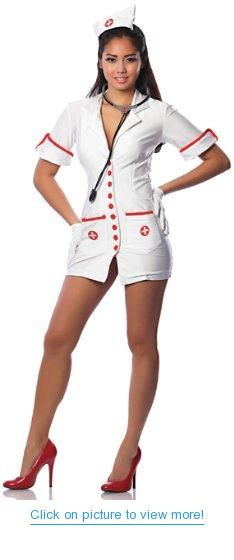 Delicious Women's Hospital Hottie Sexy Costume #Delicious #Womens #Hospital #Hottie #Sexy #Costume