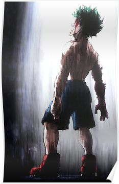 Deku My Hero Academia Poster My Hero Hero Wallpaper Hero