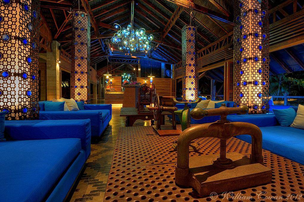 Hotel Interior Design Indigo Pearl Nai Yang Thailand