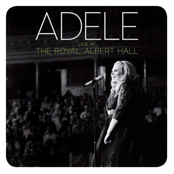 Adele's 1st DVD