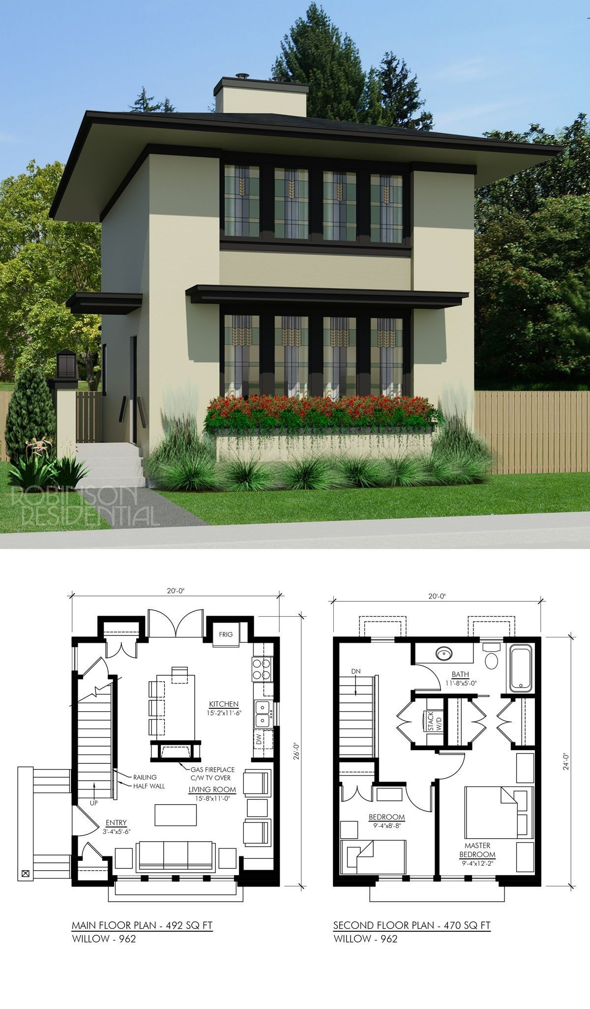 Pin By Ryan On Mimari Proje Fotograf Detay Prairie Style Houses House Plans House Floor Plans