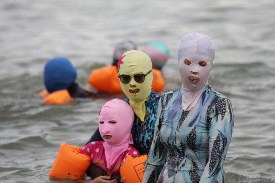 Qingdao Frauen