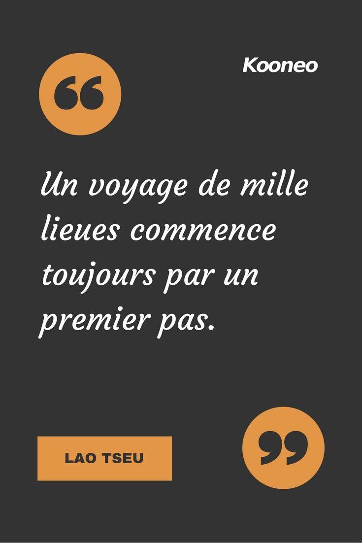 Un Voyage De Mille Lieues Commence Toujours Par Un Premier Pas : voyage, mille, lieues, commence, toujours, premier, CITATIONS], Voyage, Mille, Lieues, Commence, Toujours, Premier, Pas.