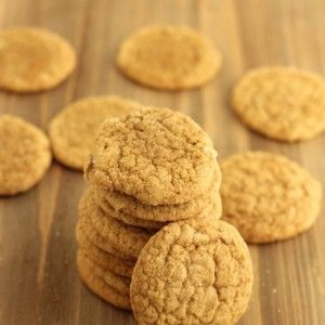 Soft Ginger Cookies from Craftinge for Thirty Handmade Days