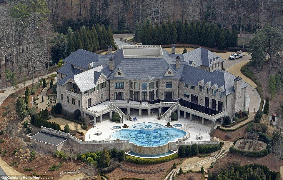 Tyler Perry Puts Atlanta Mansion On The Market For 25
